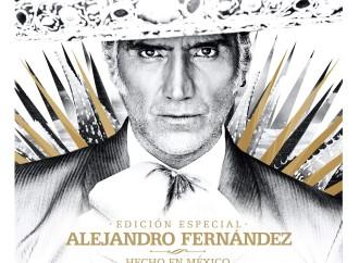 """Estreno! Alejandro Fernández presenta """"Hecho en México"""", edición especial"""