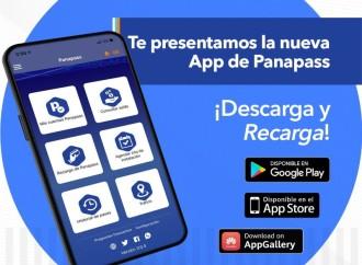 Recargas desde el celular con la nueva App de Panapass