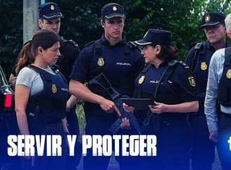 """""""Servir y proteger"""" 1,000 capítulos y contando en Televisión Española"""
