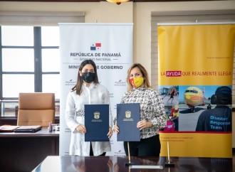 Mingob y DHL firman convenio de cooperación técnica
