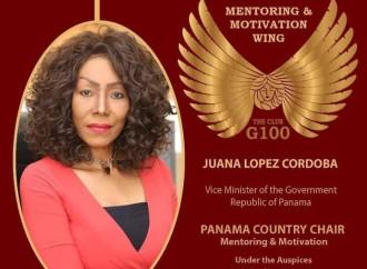 Postulan a Viceministra de Gobierno entre las 100 mujeres líderes del mundo