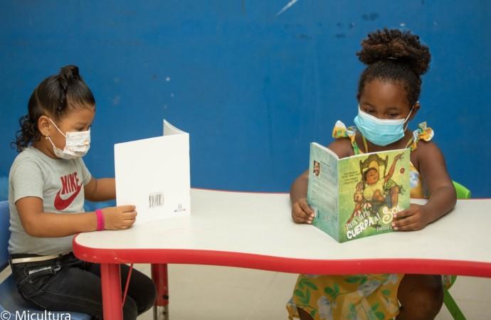 Centros de Lectura Colmena llegan a más comunidades