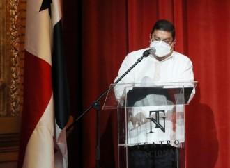 Ministro Aguilar Navarro inauguró Cátedra Centroamericana de Literatura Infantil y Juvenil