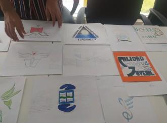 Jóvenes internos participan en concurso donde seleccionan logo y nombre para marca de autogestión