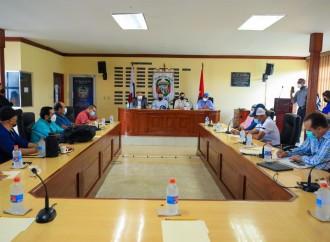 Representantes de Chiriquí se capacitan en el nuevo Plan Panamá Solidario
