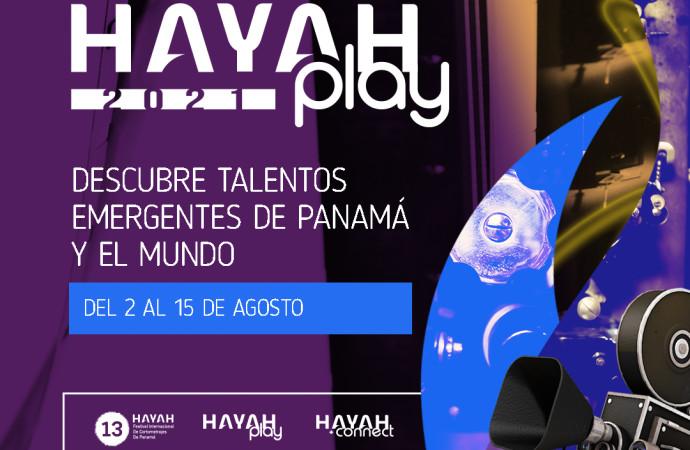 Disfruta Gratis! Primera Muestra de Cine Hayah Play