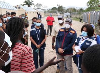 Defensor panameño sale en misión humanitaria hacia Colombia