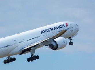 Air France recibe 5 estrellas Skytrax en la clasificación de seguridad por Covid-19 de las líneas aéreas