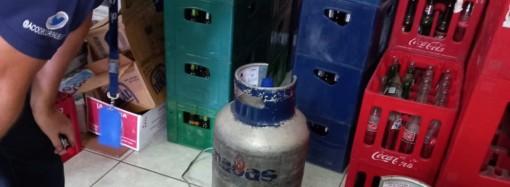 Acodeco de Veraguas comprueba denuncia por tanque de gas