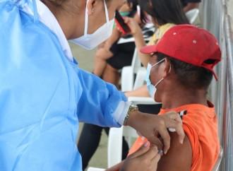 Más de 400 mil dosis aplicadas desde que inició el proceso de vacunación Chiriquí