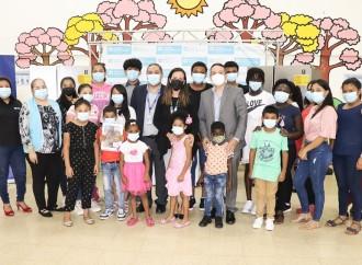 Samsung dona equipos de línea blanca a Aldea Infantil SOS de Panamá