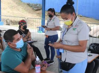 Vacunación contra el Covid-19 en Panamá y Panamá Oeste supera los 84 mil beneficiados