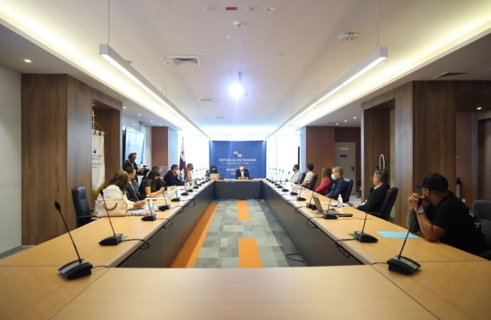 MiCultura se reúne con representantes del sector de eventos masivos
