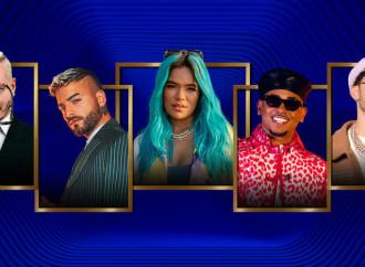 Conoce la lista de nominados en los Premios Billboard por Telemundo Internacional