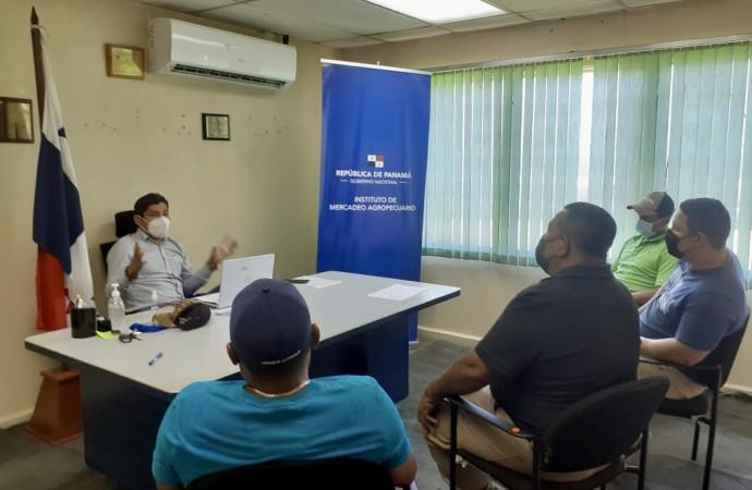 IMA Chiriquí se reúne con productores de Chiriquí