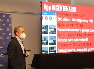 """SERTV celebra lanzamiento de """"APP BICENTENARIO"""""""