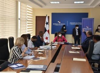 Miviot y Anati afinan aspectos para firma de convenio sobre legalización de terrenos