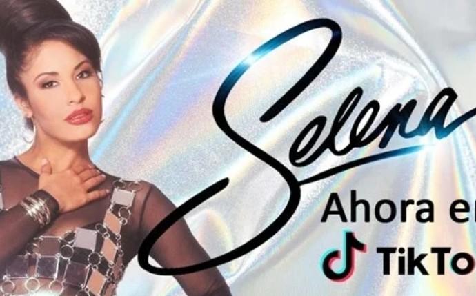 Selena llega a Tiktok