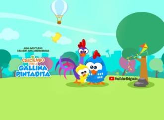 La Gallina Pintadita estrena en YouTube