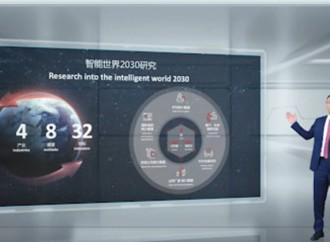 Huawei publica el informe Intelligent World 2030 acerca de las tendencias en la próxima década