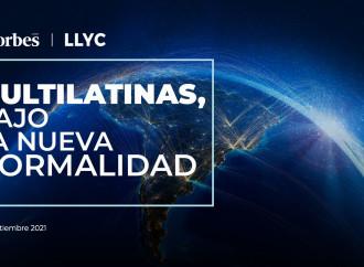 Forbes Latam y LLYC impulsan un informe sobre compañías multilatinas