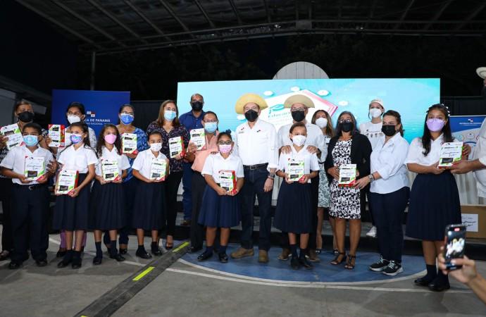 Presidente Cortizo Cohen afirmó que el trabajo en equipo ha permitido avanzar en la lucha contra la pandemia