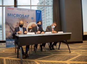 Lanzan Microsaf, el primer seguro especializado para los microempresarios panameños