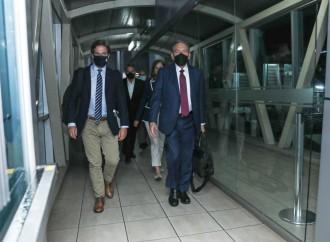 Presidente Cortizo Cohen regresó a Panamá, tras viaje a Nueva York