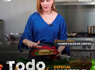 Dos distinguidas damas cocinarán en programa de Sertv