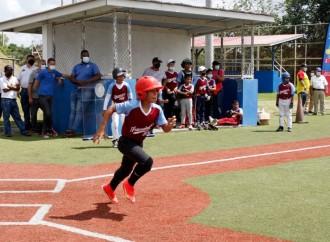 Torneo Intercolegial de Béisbol Infantil llegó al complejo deportivo de Santa Marta, San Miguelito