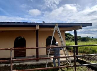 Alumnos de Coclé se beneficiaron con mejoras en Pista de Equinoterapia en Jagüito