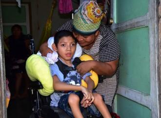 Christopher González, un rostro que transmite amor, fuerza y perseverancia