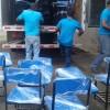 Más de 700 sillas escolares restauradas por privados de libertad gracias al programa «Una Silla para una Estrella»