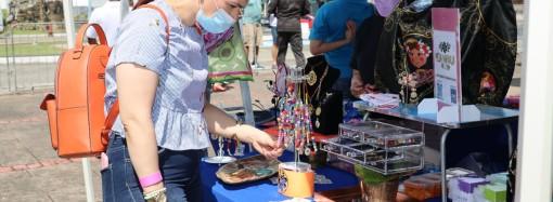 MiCultura fomenta reactivación económica entre artesanos