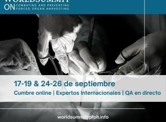 Cumbre mundial contra la extracción forzada de órganos: ¡Una alarma para la humanidad!