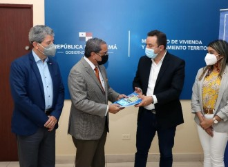 Miviot intercambia información con empresa colombiana sobre desarrollo urbano y mejoramiento del hábitat
