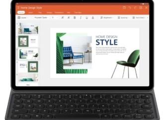 Serie MatePad, las tablets que te ayudan a la transformación de tu negocio