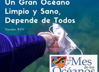 Inician actividades del Mes de los Océanos 2021 – agenda –