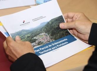 Miviot presentaalternativas de reasentamiento para Portobelocon viviendas del Plan Progreso