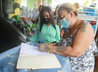 IPHE entrega donaciones para estudiantes de Tocumen y Felipillo