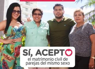 """Campaña """"Sí, Acepto"""" continúa con más fuerza y presenta una nueva y emotiva historia panameña"""