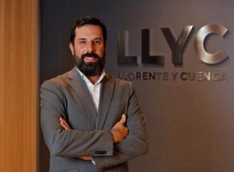 Adrián Chinchilla, nuevo Director Ejecutivo de Estudio Creativo LLYC