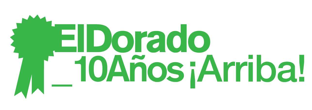 Logo ElDorado_10 años _verde@2x