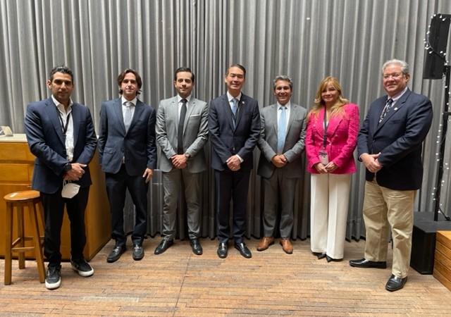 ACOBIR firma Acuerdos de Cooperación Internacional en la ciudad de Bogotá