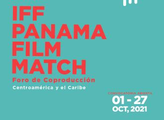 Fundación IFF Panama anuncia su convocatoria a la segunda edición del Foro de Coproducción IFF Panama Film Match