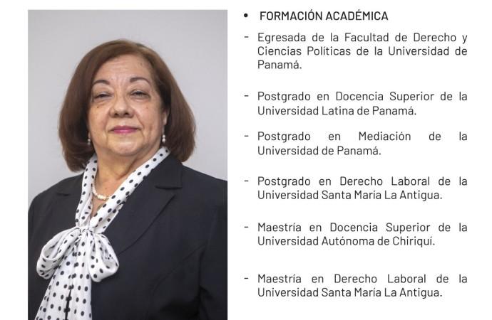 Presidente Cortizo Cohen designa a Rosalinda Ross Serrano nueva magistrada suplente de la Sala Tercera de lo Contencioso Administrativo