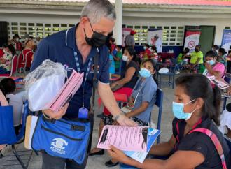 Acodeco realiza jornada educativa en el norte de Veraguas
