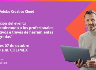 """Adobe revoluciona el trabajo en la industria creativa con el evento """"Empoderando a los profesionales creativos a través de herramientas integradas»"""