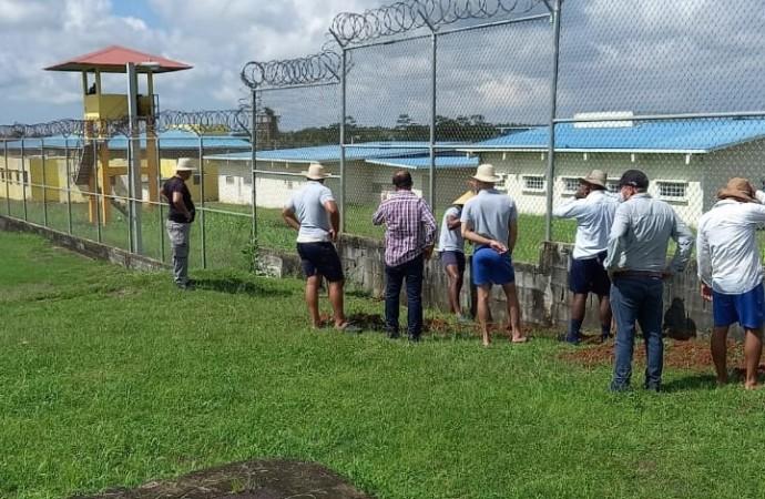 Avanzan trabajos para el abastecimiento de agua potable al centro Las Garzas