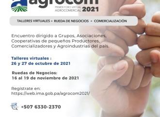 IMA organiza encuentro virtual agrocomercial entre agrupaciones de productores y empresas nacionales